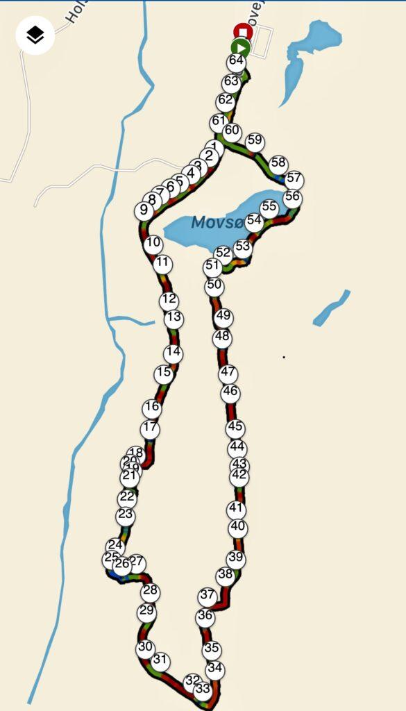 Syd om Movsø